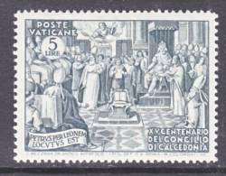 Vatican  149   * - Unused Stamps