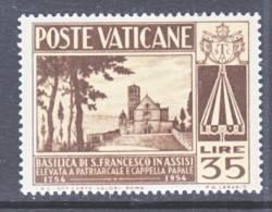 Vatican  186   * - Unused Stamps