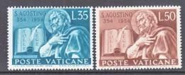 Vatican  187-8   * - Unused Stamps