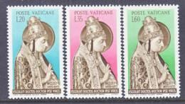 Vatican  197-9    ** - Unused Stamps