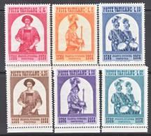 Vatican  203-8    ** - Unused Stamps