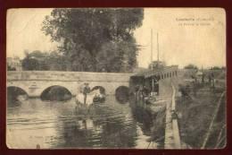 Cpa  Du 22  Lamballe Le Pont Et Le Lavoir    EUG28 - Lamballe