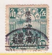 Sinkiang 15  (o) - Sinkiang 1915-49