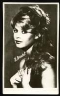 Brigitte Bardot Movie Star Actress Real Photo Postcard, Film Star, Cinema - Schauspieler
