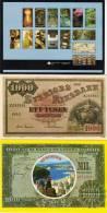 3 CP - Repro Billets De Banque - Monnaie ... ...(52890) - Monnaies (représentations)