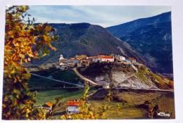 Saint Benoit Près D' Annot  - Jolie CPSM Alpes De Haute Provence 04 - Autres Communes