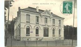 37* VOUVRAY Ecole Municipale - Vouvray