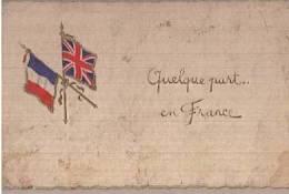 Quelque Part En France - Unclassified