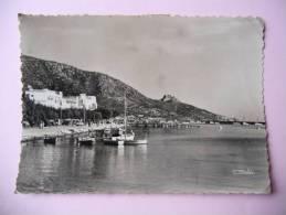 Espagne - CP N° 140Q - Costa Brava, Rosas, Vue Partielle Et Châteaux Trinidad - CPSMG/E - Espagne