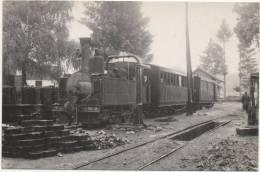 PHOTO LOCOMOTIVE - CLICHE C.SCHNABEL DU 25 MAI 1958 - Photographie