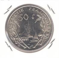 POLYNESIE FRANCAISE     50  FRANCS  1975 IEOM         KM 13  Lot N° 16 - Polynésie Française