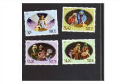 Niue 12012 Christmas Set MNH - Niue
