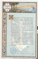 3564-PREGHIERA DE L´EMIGRATO-1914-FP - Christianisme