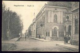 AK     HUNGARY   NAGYKANISZA    1915 - Ungarn