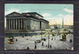 36590    Regno  Unito,    Lime   Street  And  St.  Georges Hall  -  Liverpool,  NV - Liverpool