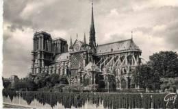 75050 -Notre-Dame, Abside - Notre Dame De Paris