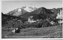 Passo Falzarego - Albergo Marmolada Verso Col Di Lana - Italia