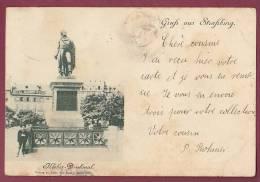 67 - 060313 - STRASBOURG - Gruss Aus Strassburg - Kleber Denkmal - Strasbourg