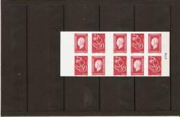 FRANCE AUTOADHESIF CARNET NEUF MARIANNE DULAC N 1513 - KlebeBriefmarken