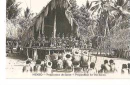 MEKEO PREPARATION DE DANSE ,BEAU PLAN ANIME A VOIR !! REF 31707 - Guinée Equatoriale