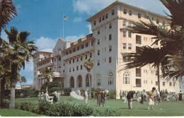 Guests Playing Croquet, Daytona Plaza Hotel Lawn, Daytona Beach Florida 1962 - Hotels & Restaurants