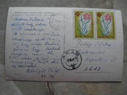 Romania   Oravita    - Stamp      D100376 - Romania