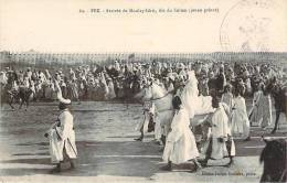 Fez - Arrivée Du Moulay-Idris, Fils Du Sultan, Jeune Prince - Fez