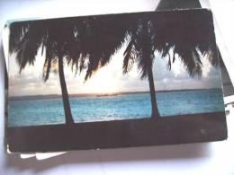 America Panama With Colon Sunset - Panama