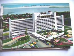 America Panama Building City And Sea - Panama