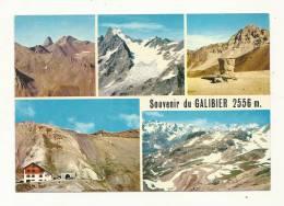 Cp, 05, Le Galibier, Multi-Vues, Voyagée 1984 - Non Classés