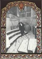 Nun In Destroyed Churche In The Civil War In Croatia (Zadar, 1991.), Croatia - Not Used ! - Eglises Et Couvents