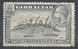 130101092  GIBRALTAR  G.B.  YVERT  Nº  93A - Gibraltar