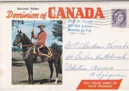 Canada, Special Postcards Including 12 Views Of Canada - Cartes Modernes
