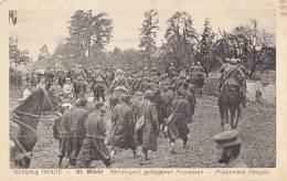 ST MICHIEL - DEPORTATION DE PRISONNIERS DE GUERRE FRANCAIS  1914/15  - CARTE ALLEMANDE WELTKRIEG NR 225 - Non Classés