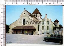 CHAGNY -  L Eglise -    Véhicules Anciens - Chagny