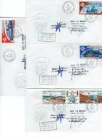 TAAF Le Lot D'enveloppes - Vrac (max 999 Timbres)