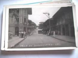 America Colombia Calle En Buenaventura - Colombia