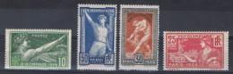 JO 14 - Jeux Olympiques Paris 1924 - N° 149/52 Neufs* - Ete 1924: Paris