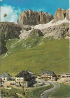 BT609 Dolomiti Passo Pordoi      2 Scans - Trento