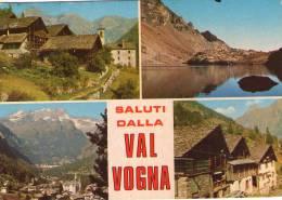 ALAGNA  VALSESIA  , RIVA VALDOBBIA - Vercelli