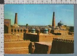 S413 Uzbekistan KHIVA ICHAN KALA VG SB - Uzbekistan