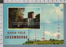 S417 LUXEMBOURG RADIO TELE - Cartoline