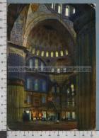 S432 TURKEY ISTANBUL BLUE MOSQUE VG - Turchia
