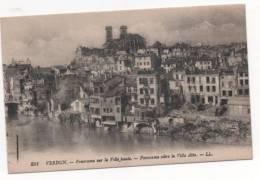 FRANCE - VERDUN - Panorama Sur La Ville Haute. - Verdun