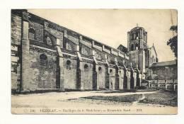 Cp, 89, Vézelay, Basilique De La Madeleine, Ensemble Nord, Voyagée  1936 - Vezelay