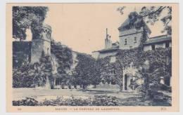 MACON - N° 69 - LE CHATEAU DE LAMARTINE - Macon