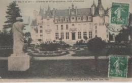 NOUZILLY ( Chateau De L'orfrasiere) - Autres Communes