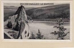 ROCHERAILLEE - Le Barrage - Vue Sur Soie  (52972) - Rochetaillee