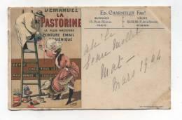 CPA  Illustrateur  :  GRAY H /  PUB La Pastorine à Paris  1904  VOIR   Descriptif  §§§ - Illustratori & Fotografie