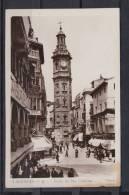 VALENCIA.TORRE DE SANTA CATALINA.ANIMADA ,UN CARRO. NO CIRCULADA  HACIA 1925.V104 - Valencia